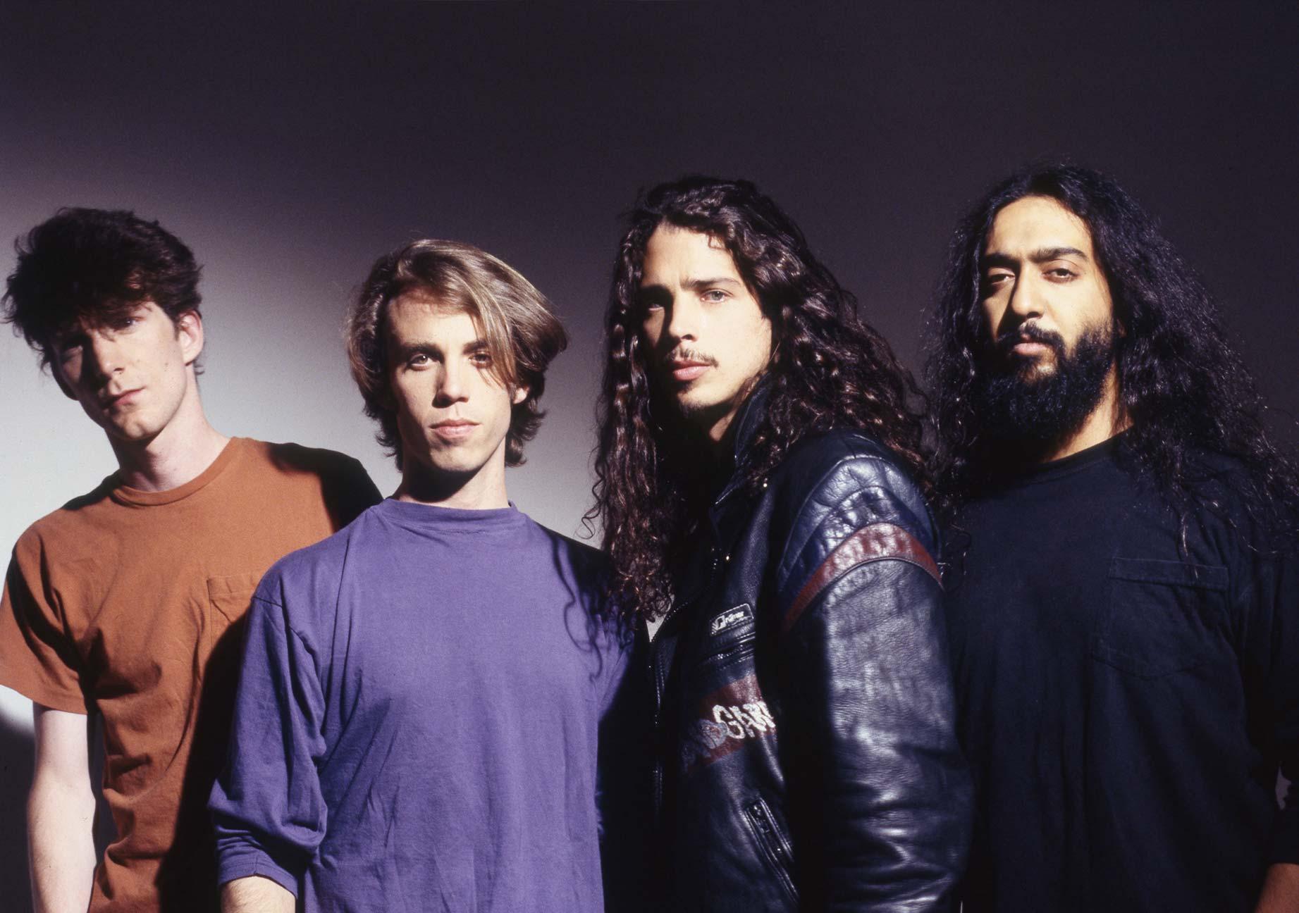 Risultati immagini per soundgarden 1994